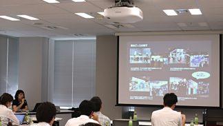 日本SC協会主催「SCビジネスフェア2019概要説明会」に弊社の前村が登壇しました